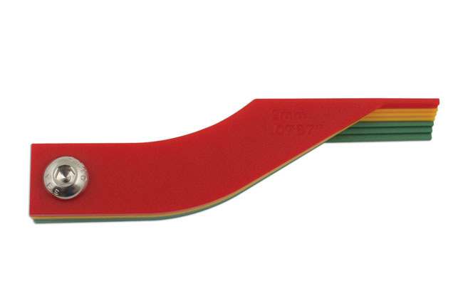 Disc Brake Pad Thickness Gauge : New release brake pad gauge thickness tool set colour