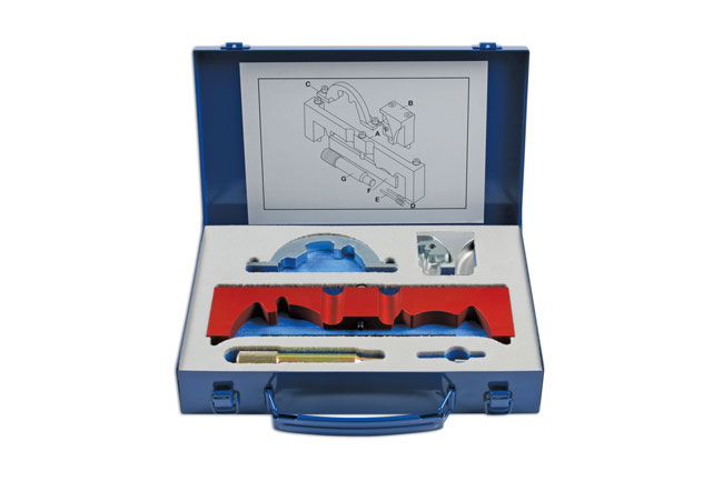 5902 Engine Timing Tool Set - for Vauxhall/Opel
