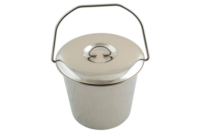 Laser Tools 5929 Stainless Steel Bucket 12L