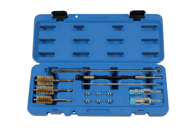 Diesel Injector Seat Cleaner Set 14pc