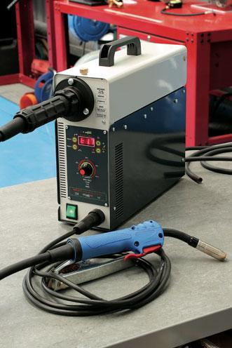6102 Inverter MIG Welder