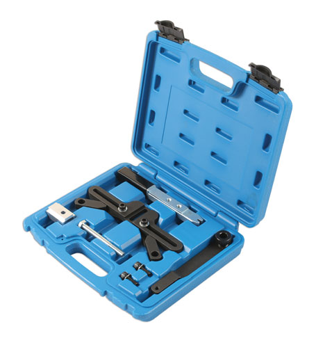 Left image of Laser Tools | 6111 | Flywheel Locking Tool Set - BMW MINI