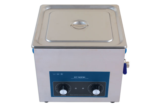 Laser Tools 6164 Ultrasonic Cleaner 13L - with UK Plug