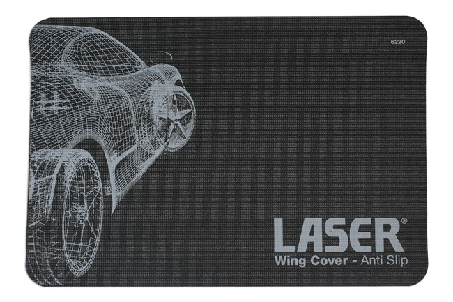 PrintedCover image of Laser Tools | 6220 | Wing Cover - Anti Slip