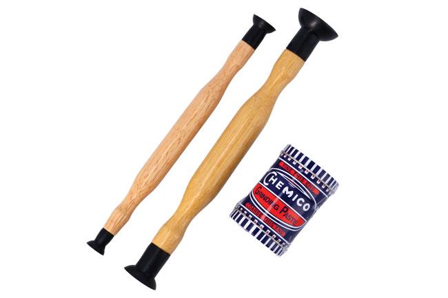Valve Grinding Sticks with Paste