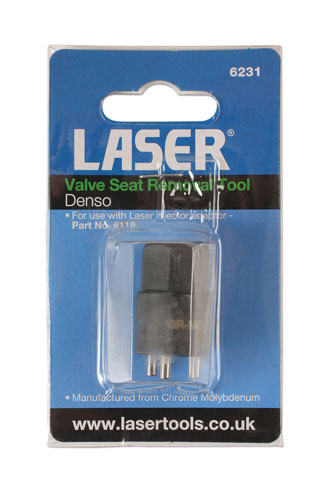 Laser Tools 6231 Injector Valve Seat Removal Tool - for Denso Piezo