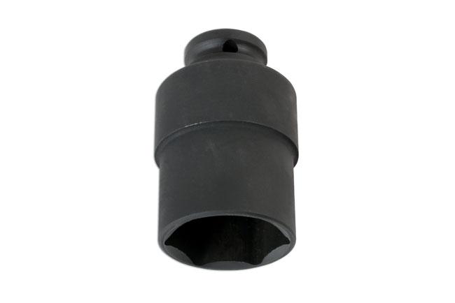 "Deep Hub Nut Socket 1/2""D 36mm - Thin Walled"