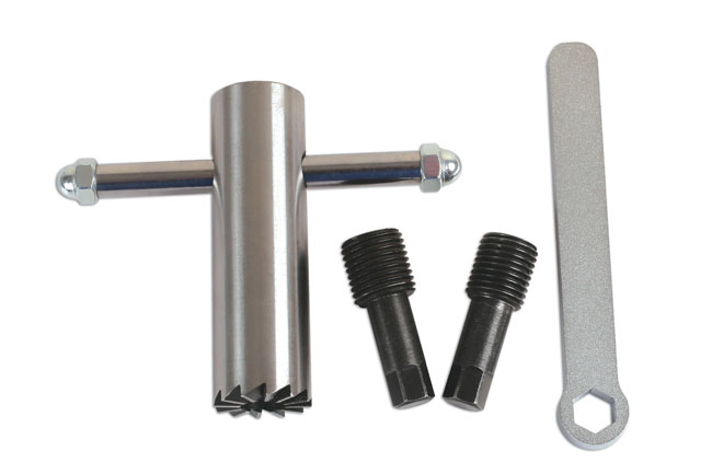 Oil Sump Drain Plug Seat Re-Surfacing Tool Kit