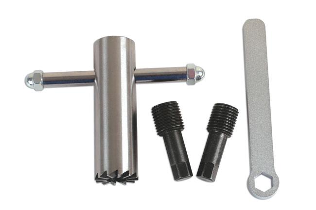 Oil Sump Drain Plug Seat Re-Surfacing Tool Kit