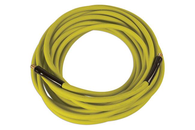 6418 Flexible Air Hose - Yellow