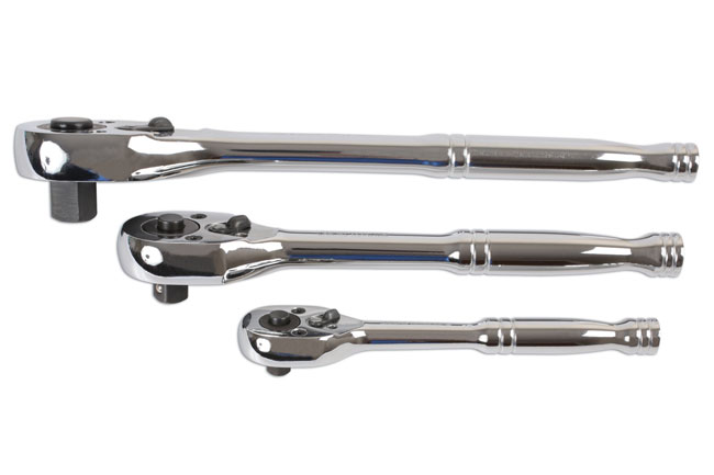 "~/items/xlarge/ image of Laser Tools | 6421 | Ratchet Set 1/4""D, 3/8""D, 1/2""D 3pc"