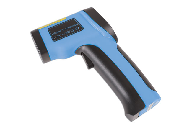 Digital Infrared Thermometer - with MIN/MAX Data Function