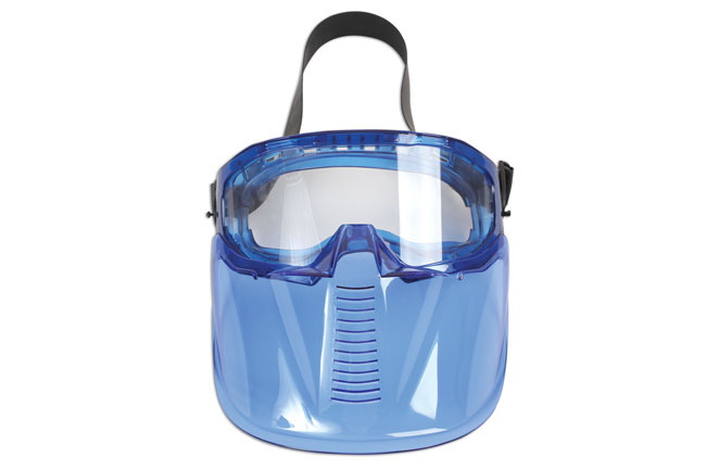 ~/items/xlarge/ image of Laser Tools | 6514 | Safety Goggles - Detachable Face Shield