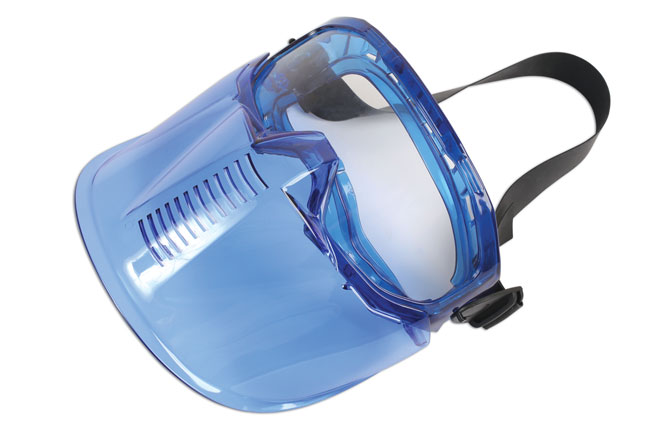 ~/items/xlarge/Right image of Laser Tools | 6514 | Safety Goggles - Detachable Face Shield