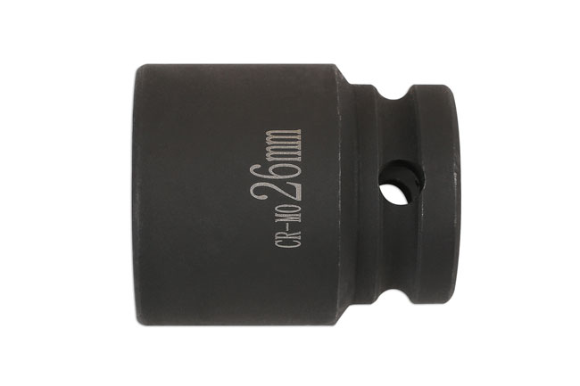 "Brake Caliper Socket 1/2""D 26mm"
