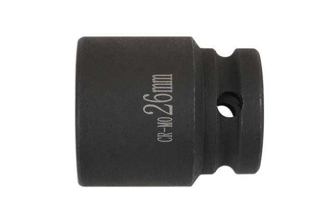 "Brake Caliper Socket 1/2""D 26mm"