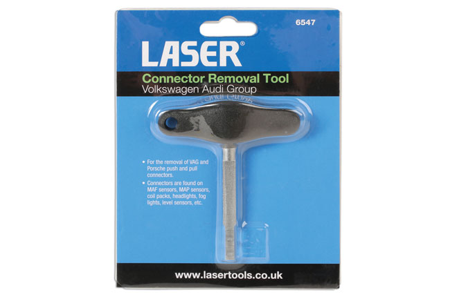 Laser Tools 6547 Connector Removal Tool - for VAG, Porsche