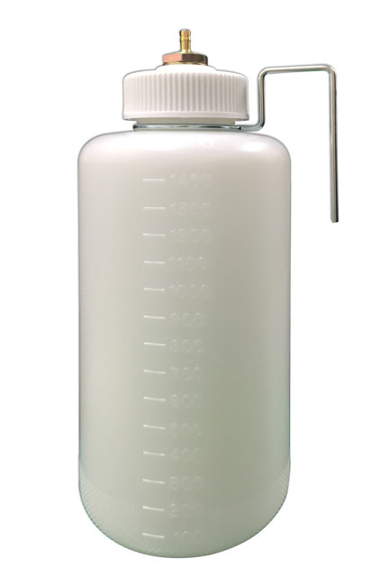 Brake Fluid Receiver Bottle