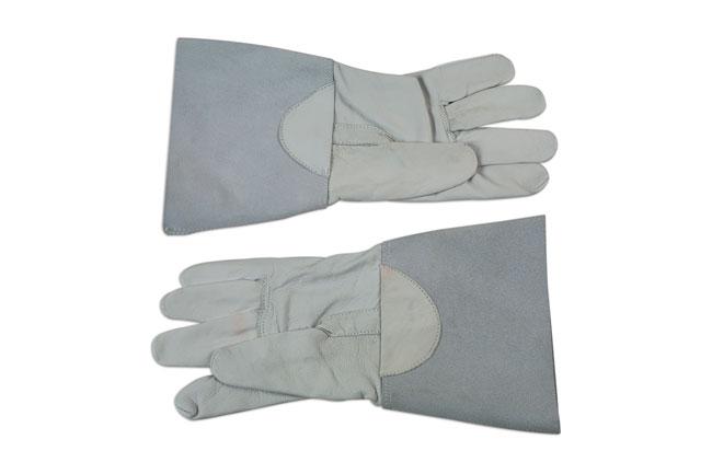 Leather Overgloves - Medium (9)