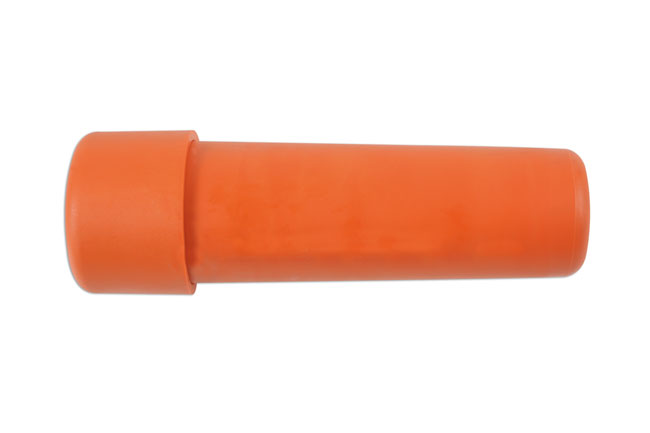 Cable End Shroud with Grip Collar - 25mm