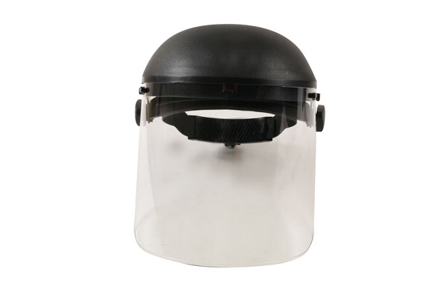 Protective Arc Flash Face Shield - 1000V rated