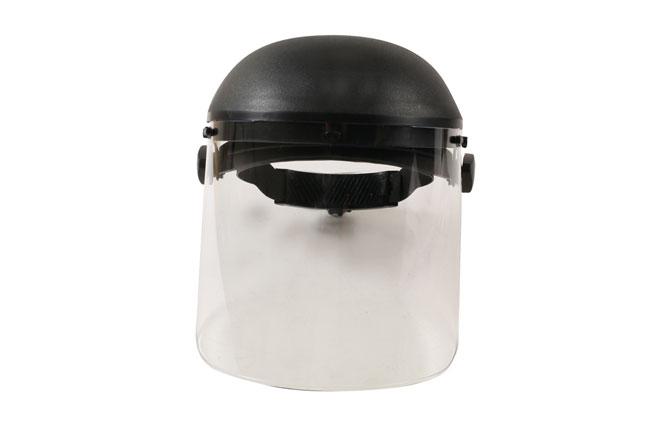 Protective Arc Flash Face Shield