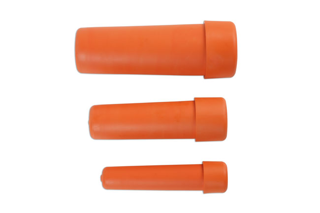 Cable End Shrouds 3pc