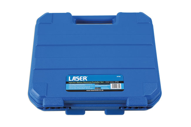 Laser Tools 6762 Injector Sleeve Remover/Installer - for Volvo (FM)