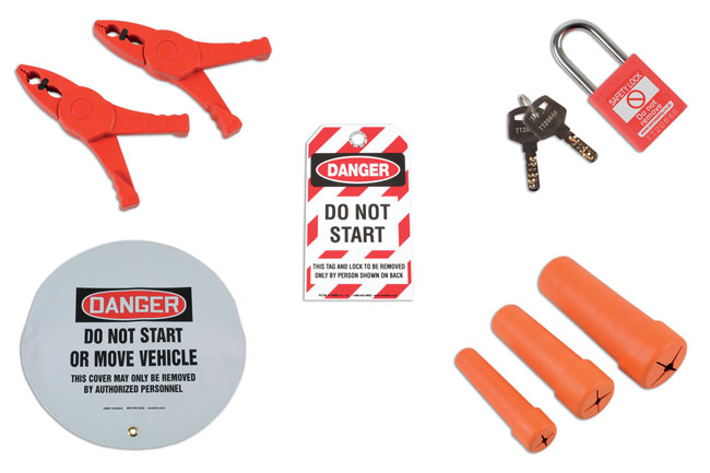 Laser Tools 6770 Hybrid Vehicle Safety Pack
