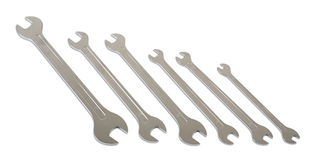 ~/items/xlarge/Left image of Laser Tools | 6788 | Spanner Set - Ultra Thin 6 pc