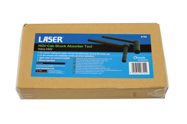 ~/items/xlarge/Packaging image of Laser Tools | 6792 | HGV Cab Shock Absorber Tool  - Volvo