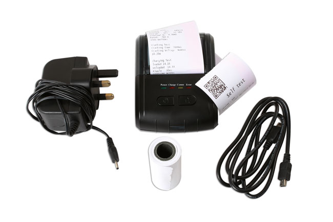 Thermal Printer for Battery Tester