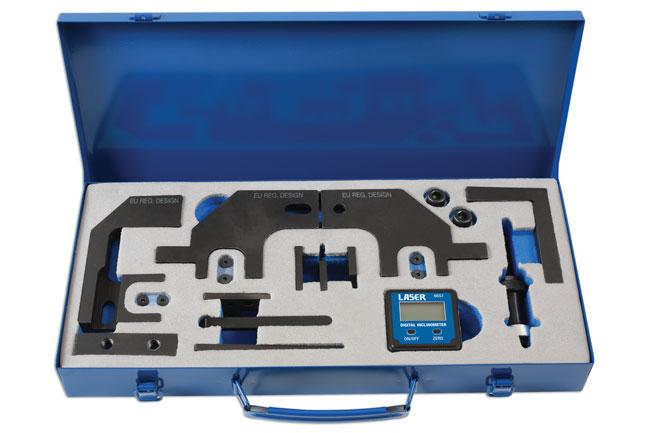 Timing Chain Locking Kit - for PSA, BMW 1.4, 1.6 Petrol