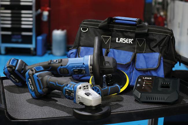 69010 Cordless Tools 20V Bodyshop Kit