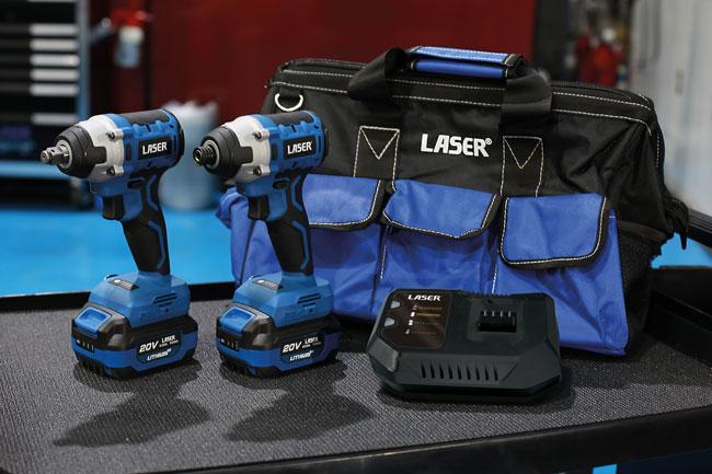 69013 Cordless Tools 20V Workshop Kit