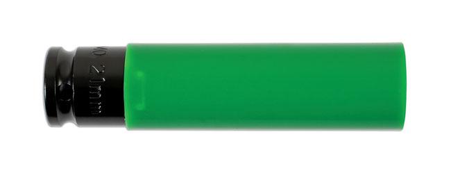 Alloy Wheel Nut Socket 21mm x 130mm