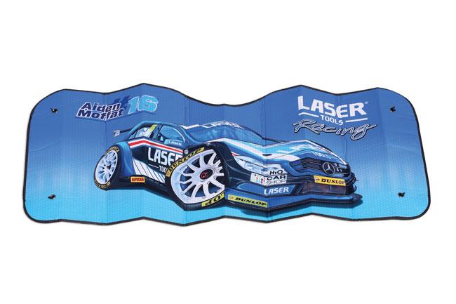 6923 Laser Tools Racing Sunshield