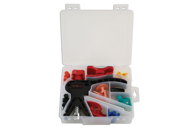 ~/items/xlarge/ image of Laser Tools | 7004 | Paintless Dent Puller Tool Set