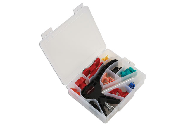 ~/items/xlarge/Left image of Laser Tools | 7004 | Paintless Dent Puller Tool Set