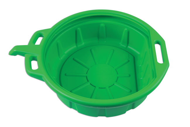 ~/items/xlarge/ image of Laser Tools | 7023 | Fluid Drain Pan - Green