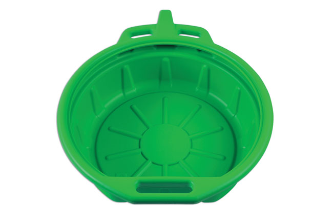 ~/items/xlarge/Front image of Laser Tools | 7023 | Fluid Drain Pan - Green