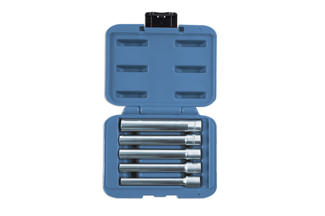 "~/items/xlarge/Case image of Laser Tools | 7032 | Socket Set - Extra Long 3/8""D 5pc"
