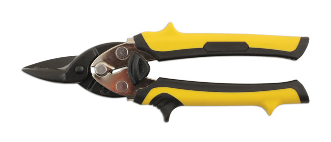 ~/items/xlarge/ image of Laser Tools | 7062 | Compact Aviation Snips - Straight Cut