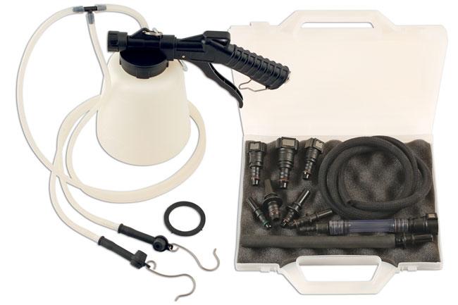 Pneumatic Diesel Bleeding Kit & Vacuum Fluid Extractor
