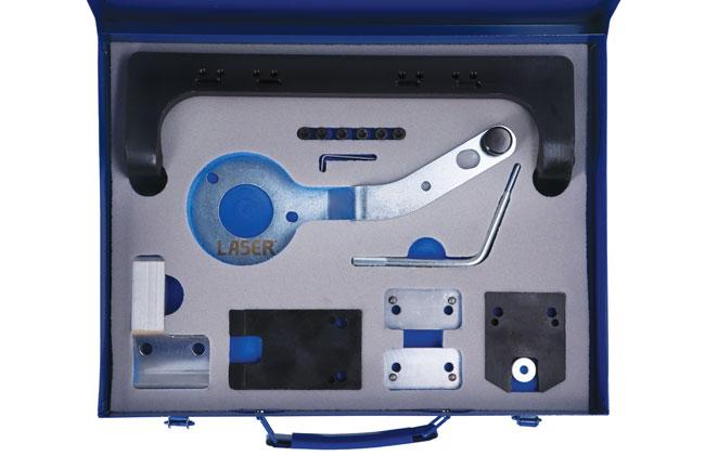 Laser Tools 7242 Timing Chain Kit - for BMW, MINI 1.2, 1.5, 2.0, 3.0 Petrol