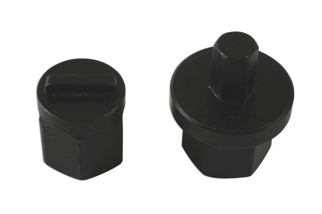 Plastic Sump Plug Removal/Installation Kit - for DAF, MAN
