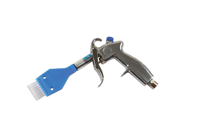 ~/items/xlarge/Right image of Laser Tools | 7465 | Air Knife Blow Gun with Brush