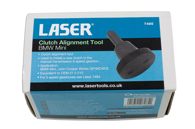 ~/items/xlarge/Packaging image of Laser Tools | 7485 | Clutch Alignment Tool BMW MINI