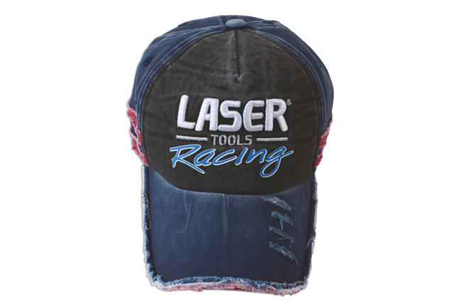 7649 Laser Tools Racing Baseball Cap