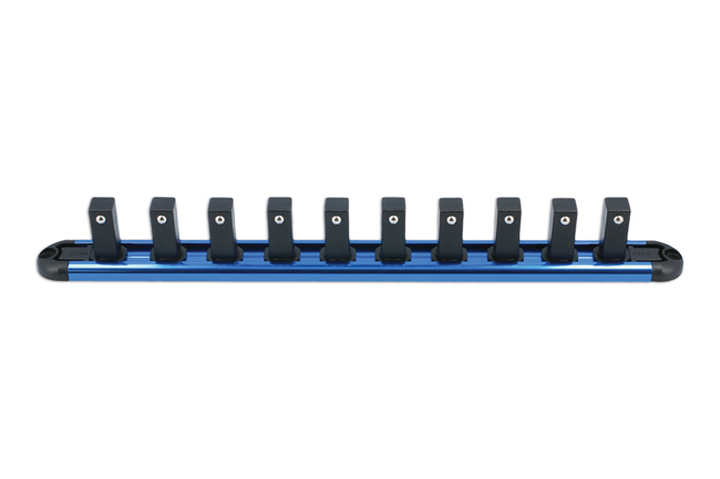 """7924 Rail for Insulated Sockets 1/2""""D"""
